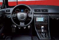 2008 Audi RS 4, dashboard, interior, manufacturer