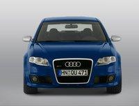 2007 Audi RS 4, front, exterior, manufacturer