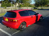 Picture Of 1992 Honda Civic CX Hatchback, Gallery_worthy