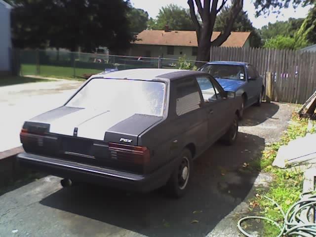 Picture of 1989 Volkswagen Fox, gallery_worthy