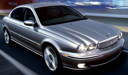 2005 Jaguar X TYPE Overview