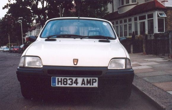 Picture of 1991 Rover Metro, gallery_worthy