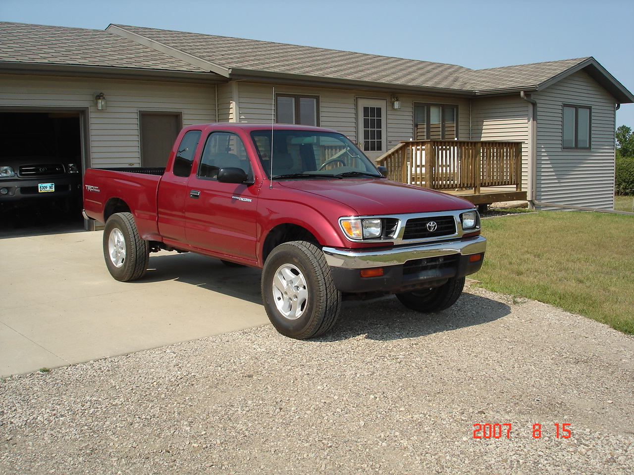 1995 toyota tacoma other pictures cargurus. Black Bedroom Furniture Sets. Home Design Ideas