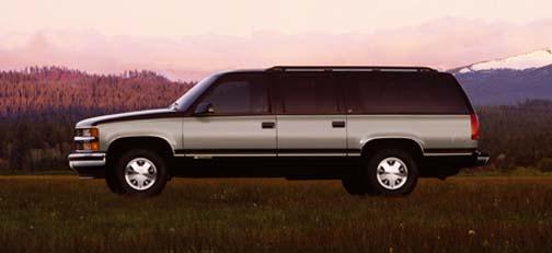 Chevrolet Suburban Pic
