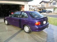 Picture of 1997 Hyundai Accent 2 Dr GS Hatchback