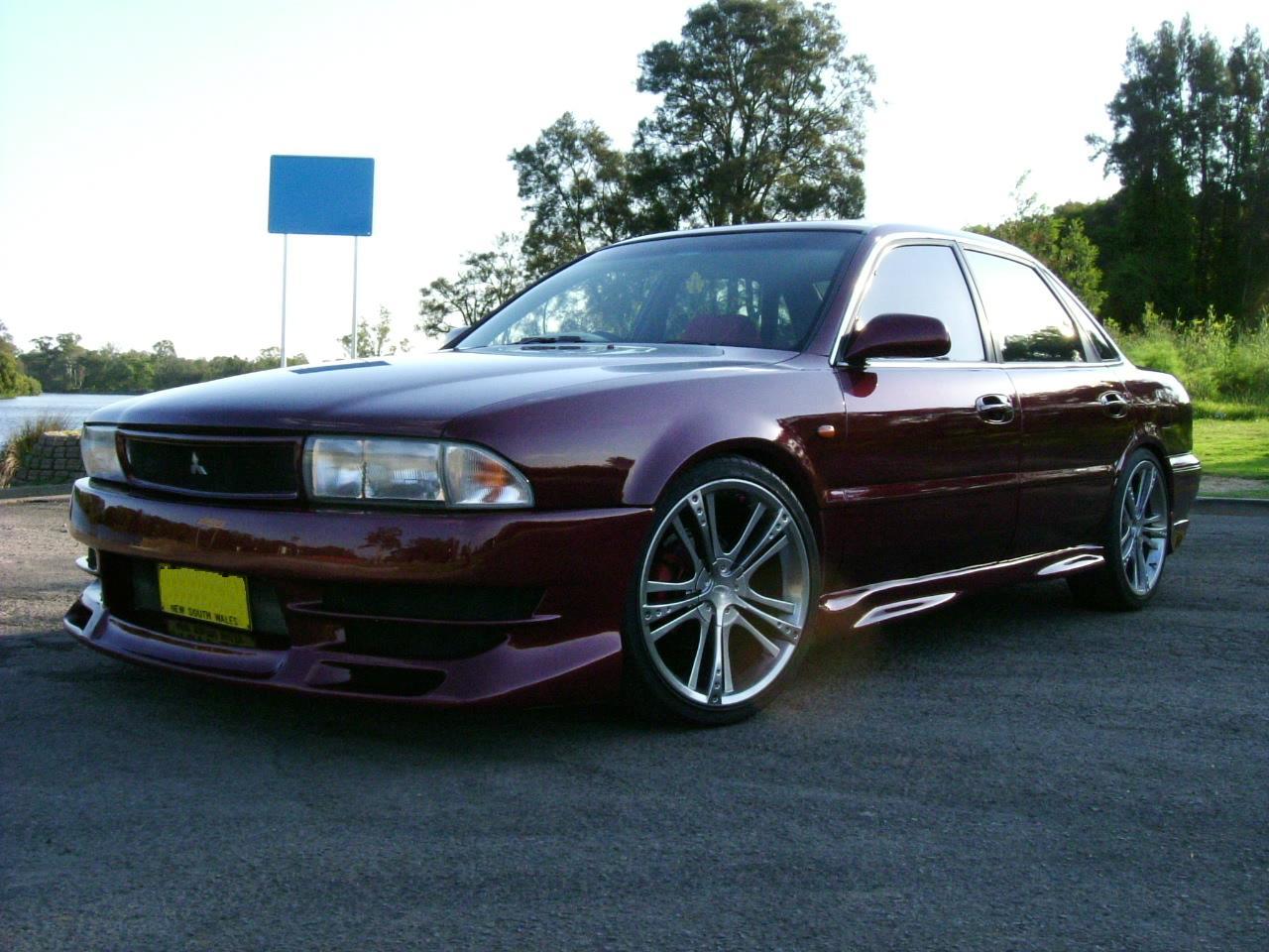 1993 Mitsubishi Diamante - Pictures - CarGurus
