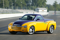 2006 Chevrolet SSR 2dr Regular Cab Convertible SB picture