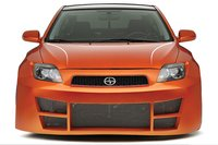 2008 Scion tC, front view, exterior, manufacturer