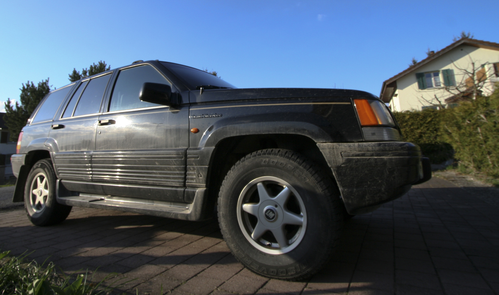 1995 jeep grand cherokee other pictures cargurus. Black Bedroom Furniture Sets. Home Design Ideas