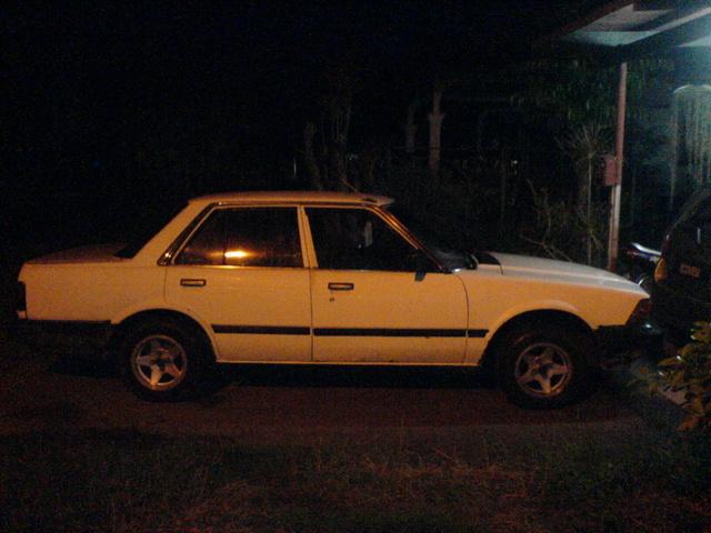 1983 Honda Accord Base Sedan, my car!
