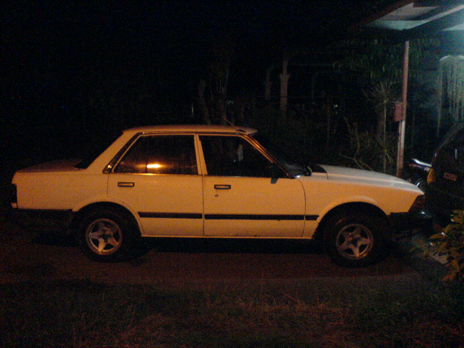 1983 Honda Accord Base Sedan, my car!