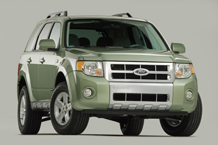 Picture of 2008 Ford Escape Hybrid