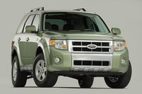 2008 Ford Escape Hybrid Overview