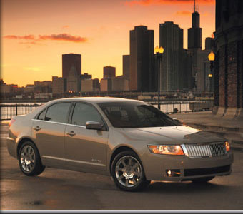 Picture of 2006 Lincoln Zephyr