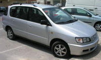 2003 Toyota Avensis Overview