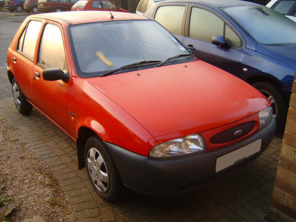 Picture of 1998 Ford Fiesta