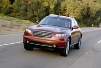 Picture of 2005 INFINITI FX35, exterior, gallery_worthy