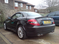 Picture of 2006 Mercedes-Benz SLK-Class SLK55 AMG 2 Dr Convertible