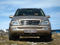 2002 Mercedes-Benz M-Class ML500, 2002 Mercedes-Benz ML500 4 Dr ML500 AWD SUV picture