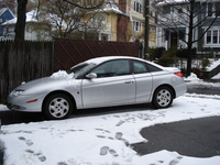 Picture of 2002 Saturn S-Series 3 Dr SC2 Coupe