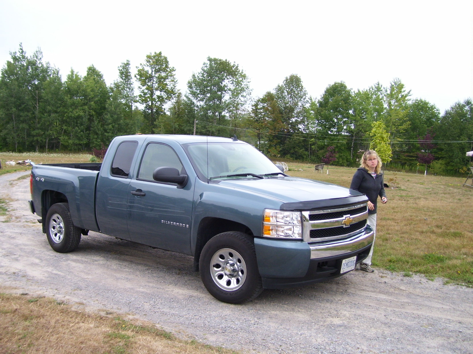 picture of 2007 chevrolet silverado 1500 work truck ext cab 4wd. Cars Review. Best American Auto & Cars Review