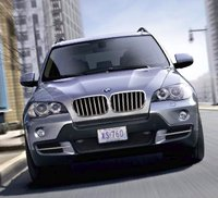 2008 BMW X5, front view, exterior, manufacturer