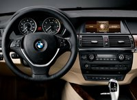2008 BMW X5, dashboard, manufacturer, interior