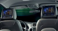 2008 Chevrolet TrailBlazer, tv screens, interior, manufacturer