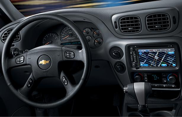 2008 Chevrolet TrailBlazer - Interior Pictures - CarGurus