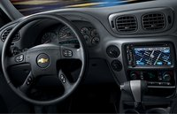 2008 Chevrolet TrailBlazer, steering wheel, manufacturer, interior