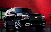 2006 Chevrolet TrailBlazer, 08 Chevrolet Trailblazer, exterior, manufacturer, gallery_worthy