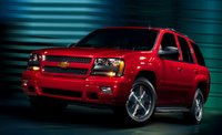 2008 Chevrolet TrailBlazer, 08 Chevrolet Trailblazer, manufacturer, exterior