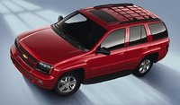 2008 Chevrolet TrailBlazer, The 08 Chevrolet Trailblazer, manufacturer, exterior