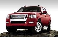 2008 Ford Explorer Sport Trac , exterior, manufacturer