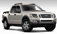 2008 Ford Explorer Sport Trac, 08 Ford Explorer Sport Trac , exterior, manufacturer
