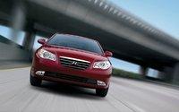 2008 Hyundai Elantra, front, exterior, manufacturer