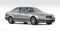 2007 Mercedes-Benz E-Class E 320 BlueTEC, 2007 Mercedes-Benz E320 Bluetec Sedan, exterior, manufacturer