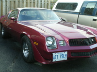 1980 Chevrolet Camaro picture