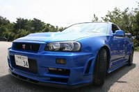 Picture of 2002 Nissan Skyline, gallery_worthy