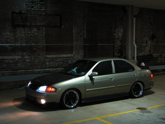 2007 Toyota Camry Se >> 2001 Nissan Sentra - Pictures - CarGurus