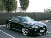 2000 Nissan Skyline picture