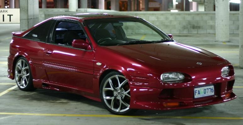 1993 Nissan Nx2000 1993_nissan_nx_2_dr_2000