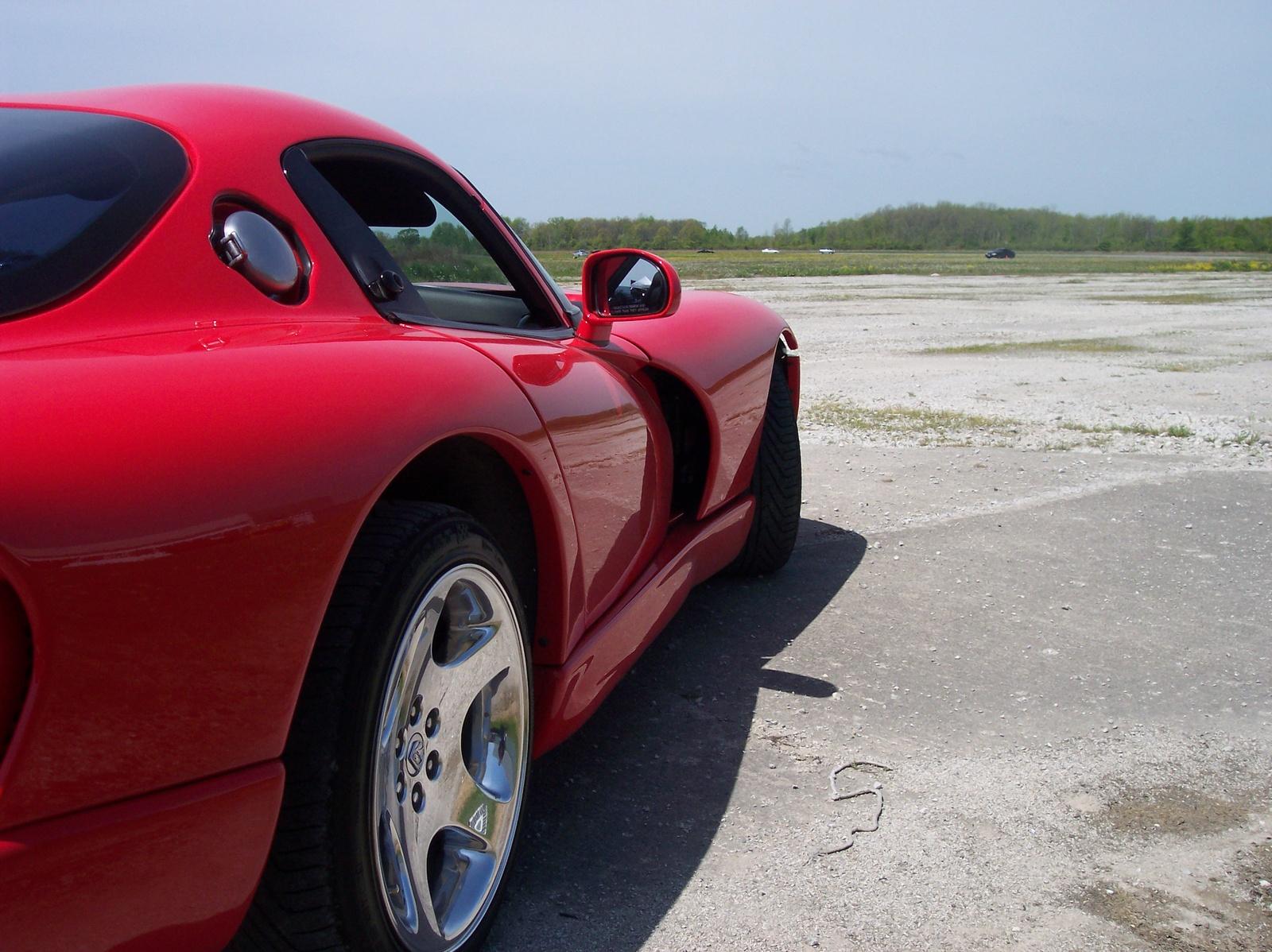 1997 Dodge Viper 2 Dr GTS