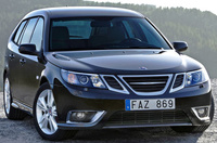 2008 Saab 9-3 SportCombi Picture Gallery