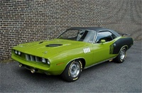 1971 Plymouth Barracuda, 1968 Plymouth Barracuda picture
