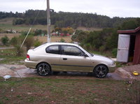 Picture of 2000 Hyundai Accent GS 2-Door Hatchback FWD, gallery_worthy