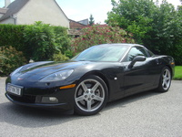 2007 Chevrolet Corvette Coupe picture