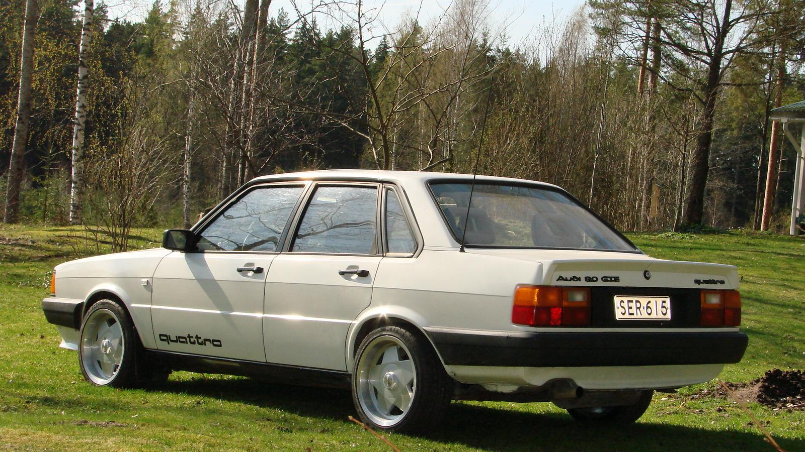 1985 Audi 100 - Pictures - CarGurus