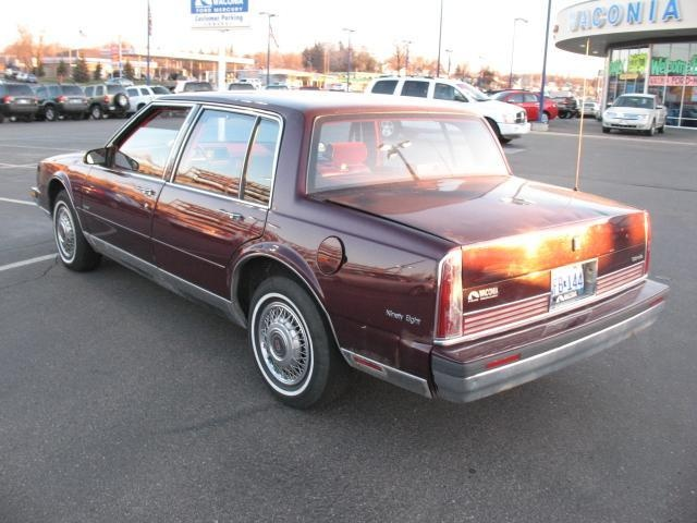 Picture of 1990 Oldsmobile Ninety-Eight 4 Dr Regency Brougham Sedan, gallery_worthy