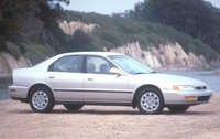 1997 Honda Accord LX, 1997 Honda Accord 4 Dr LX Sedan picture